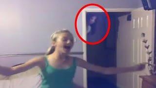 Extrañas Criaturas captadas en video