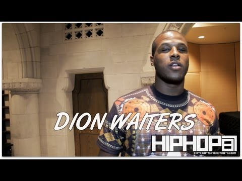 Cleveland Cavaliers Guard Dion Waiters Talks Giving Back To The Youth, Andrew Bynum & More (Video)