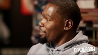 Social Media & The NBA / The Boardroom With KD