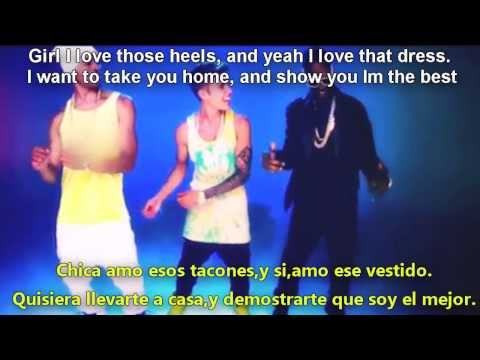 Lolly - Maejor Ali ft. Justin Bieber & Juicy J (Subtitulado al español) + (Lycris)