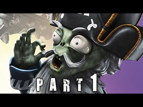 Plants vs Zombies Garden Warfare 2 Walkthrough Gameplay Part 1 - Zomburbia (PVZ GW2)