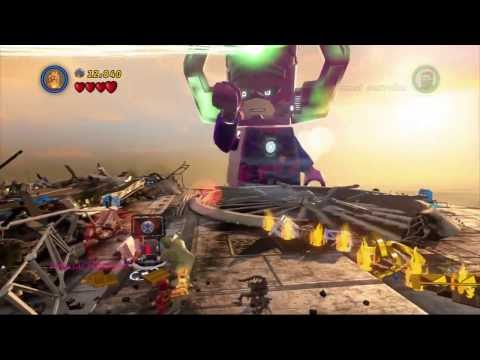 LEGO Marvel Super Heroes - Final Boss and Ending