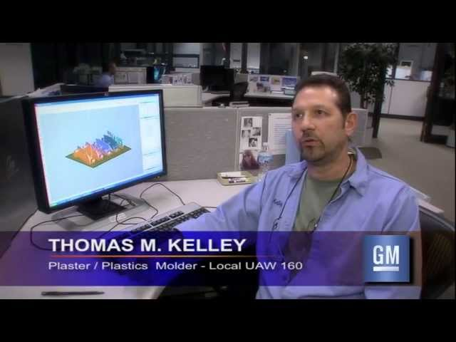 3D Rapid Prototyping Enables Innovation at General Motors
