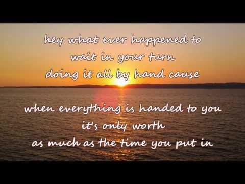Miranda Lambert - Automatic (with lyrics on screen) [NEW SINGLE 2014] HQ