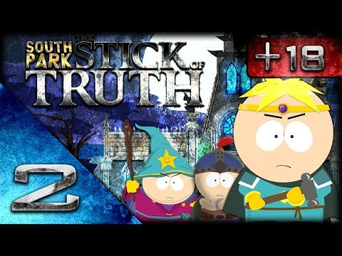 South Park: The Stick of Truth - Gameplay - PT BR - 1080pᴴᴰ Parte 2 +18