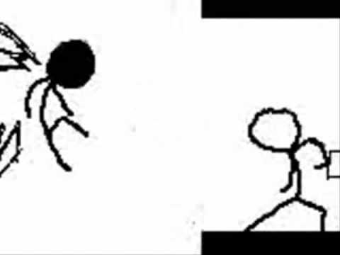 Stick Figure Pwnage -jnyBQelkz7A