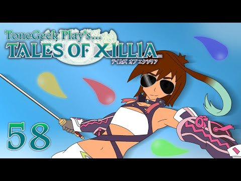 ToneGeek Play's... Tales of Xillia, Part 58 - The Block Arms