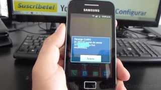 Como Saber Numero De Sim Claro Samsung Galaxy Ace Español