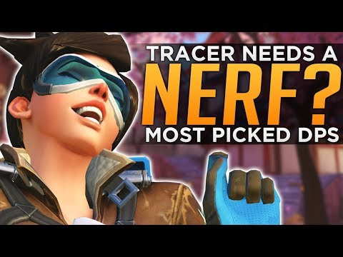 Overwatch: Does Tracer Need a NERF?