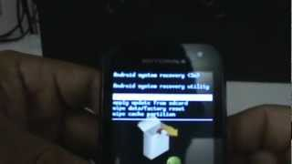 Como Resolver Looping Infinito No Motorola Defy Mini XT321