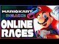 Mario Kart 8 Deluxe Online Races With Sponsors Sponsor Appreciation Saturday