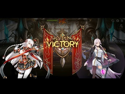 [Epic 7] Funny PvP Showcase ft.  Blood Blade Karin and Lilias