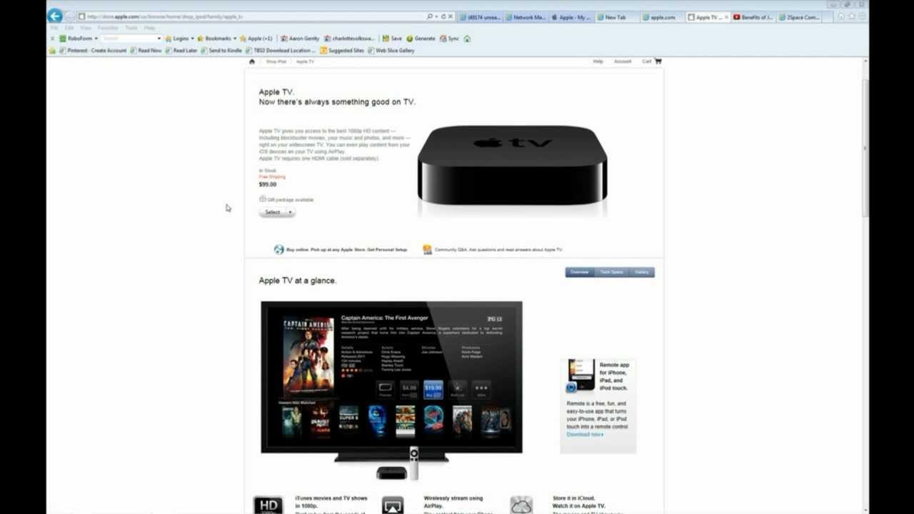 restore  u0026 reset your apple tv 2nd generation  u0026 3rd gen