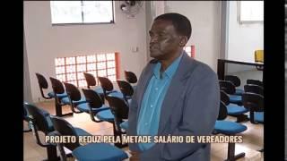 Projeto de lei quer reduzir sal�rios de vereadores pela metade em Carmo do Cajuru