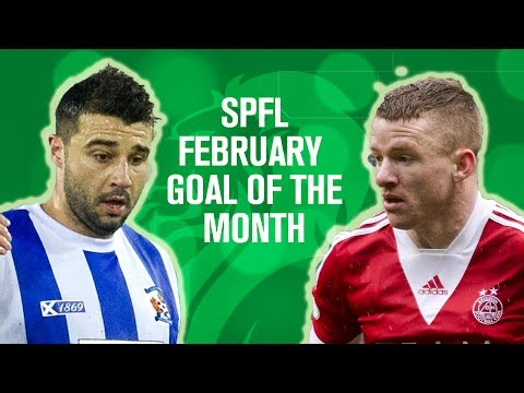 Goal of the Month | February 2014 | Comment below to vote!