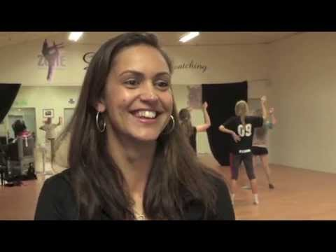 Zone Dance Academy - Ultra-Fast Broadband use in Porirua, NZ (#GigatownPOR #Gigabusiness)