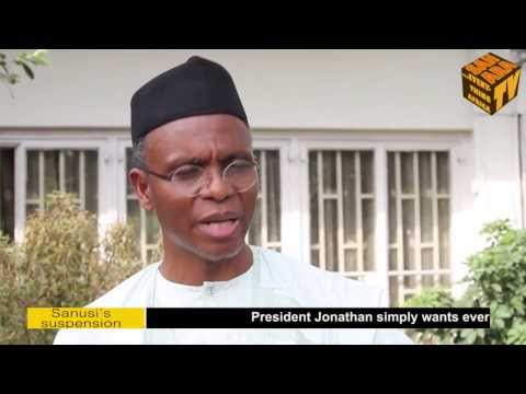 El-Rufai Speaks on Sanusi Lamido's Suspension; His Own Alleged N5billion Contract from CBN
