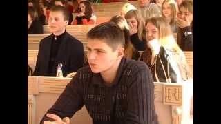 В університеті розпочався ІІІ обласний етап Всеукраїнської олімпіади з основ правознавства
