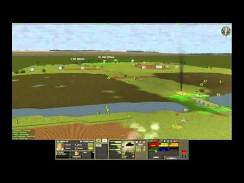 Combat Mission Battle for Normandy - Gameplay