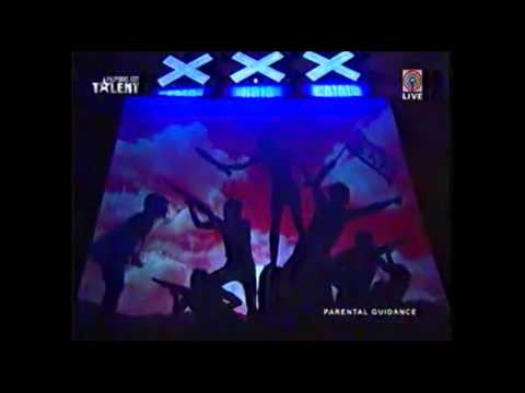 OFFICIAL PILIPINAS GOT TALENT SEASON 3 SEMI-FINALIST EL GAMMA PENUMBRA  PERFORMANCE NIGHT