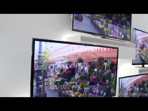 Panasonic 2013 Plasma TV Lineup - (ZT60, VT60, ST60, S60, X60)