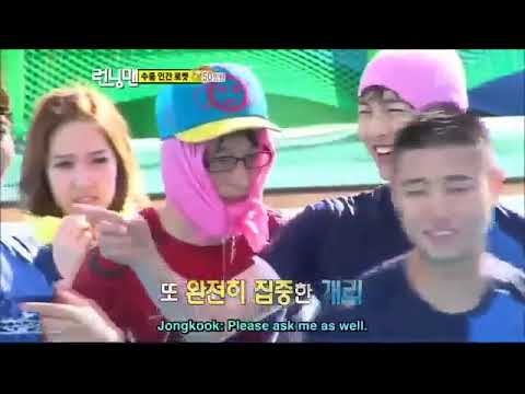 RUNNING MAN || Top funny moments