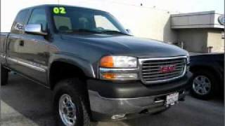 2002 GMC Sierra 2500 HD Extended Cab - Long Beach CA videos