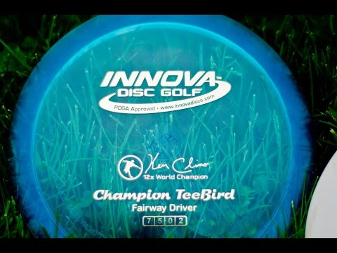 Innova Tee Bird Disc Review: Video