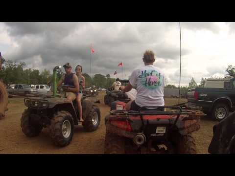 Riding around at TGW 2013 Mudfest Colfax Louisiana Part 2