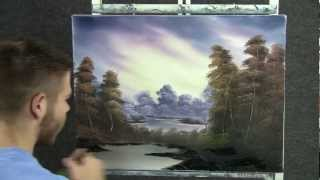 Paint With Kevin Hill Autumn Glow Wet On Wet HD