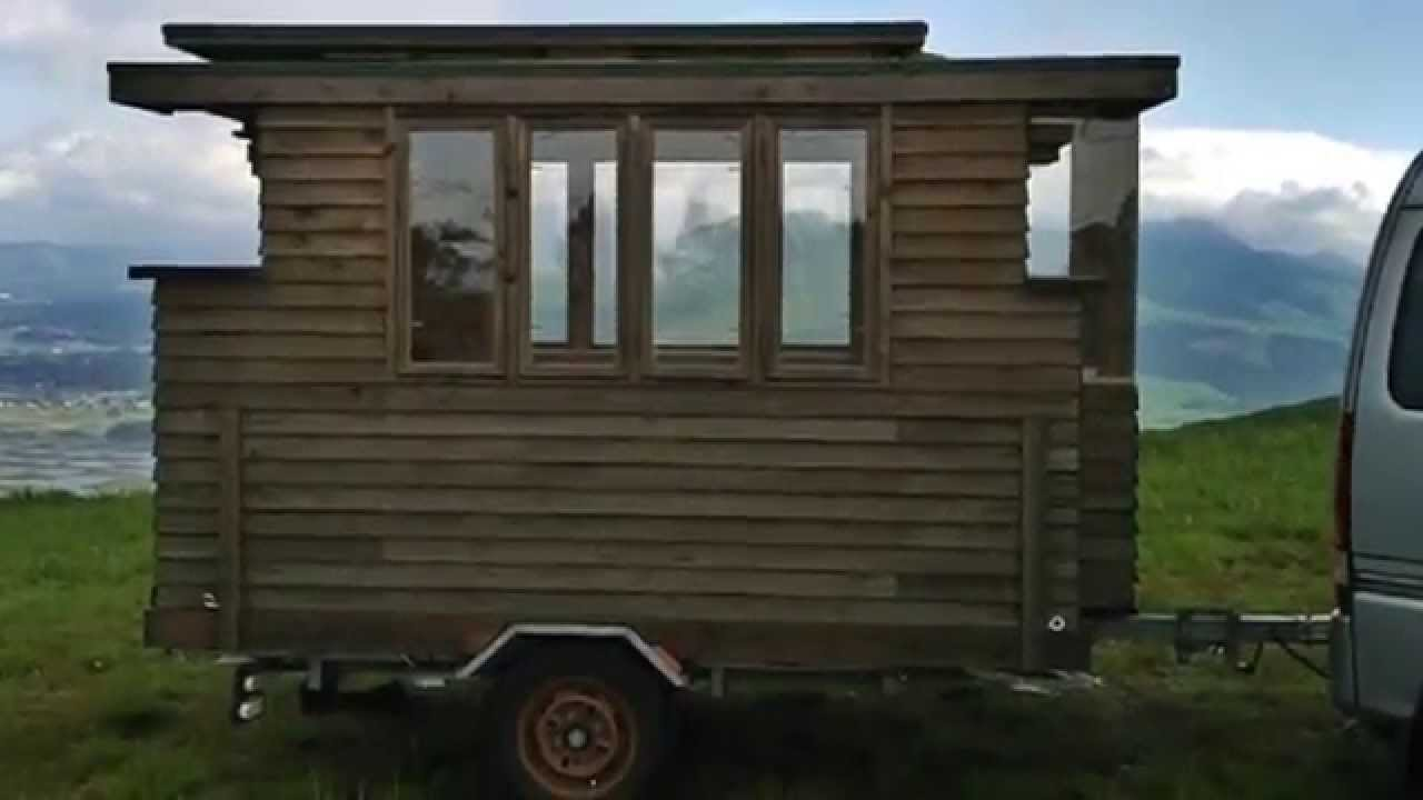 Tiny House Japan by Tagami Haruhiko YouTube