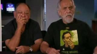 Cheech and Chong Talk Marijuana Legalization