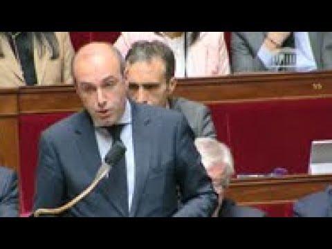M. Olivier Marleix - Rachat d'Alstom