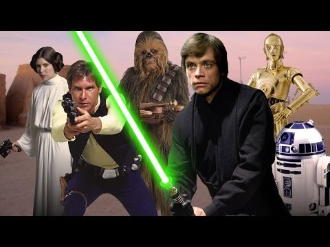Star Wars: Episode VII - Cast Announcement Reaction - IGN Conversation