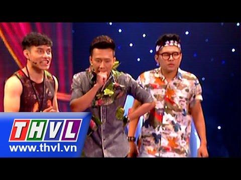 THVL | Cười xuyên Việt – Chung kết xếp hạng: Ngày tận thế - Lê Dương Bảo Lâm, Trấn Thành,