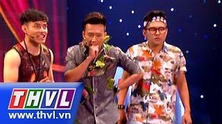 THVL | Cười xuyên Việt – Chung kết xếp hạng: Ngày tận thế - Lê Dương Bảo Lâm, Trấn Thành