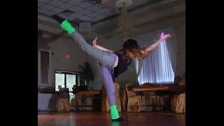 "Dilraz Sidhu Dance Performance Daizy Danzers ""Kamli"