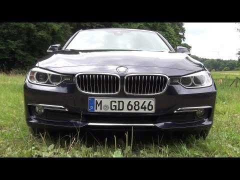 ' 2012 / 2013 BMW 3 Series ( F30 ) ' Test Drive & Review - TheGetawayer