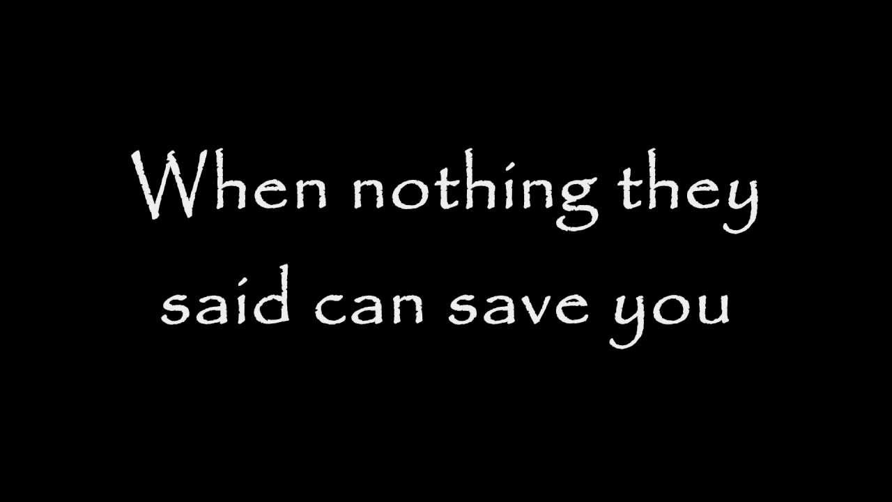 Weightless - All Time Low (Lyrics) - YouTube