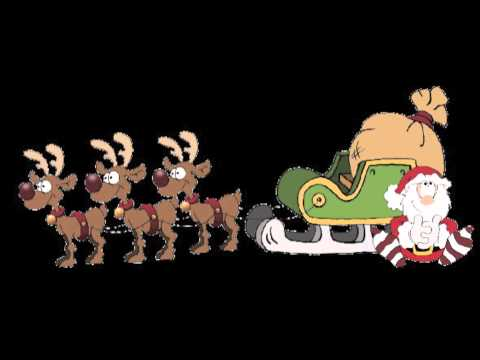 Barzelletta 0004 - Le renne di Babbo Natale