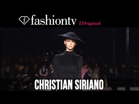Christian Siriano Fall/Winter 2014-15 | New York Fashion Week | FashionTV