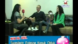 ETV Yılbaşında Cem Çöllü'nün Evine Konuk Oldu