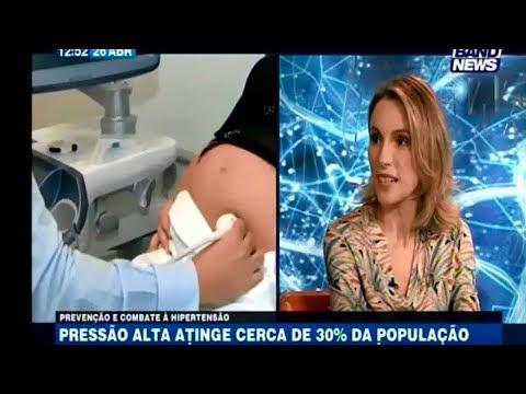 Programa: Band News do Meio do Dia - Hipertensão Gestacional