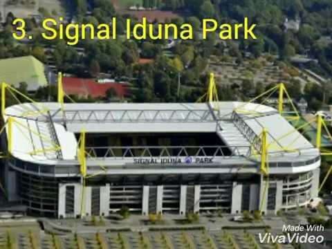 Top 10 sân vận động lớn và đẹp nhất Thế giới