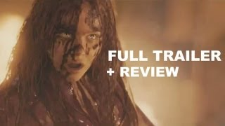 Carrie Official Trailer 2013 + Trailer Review Chloe