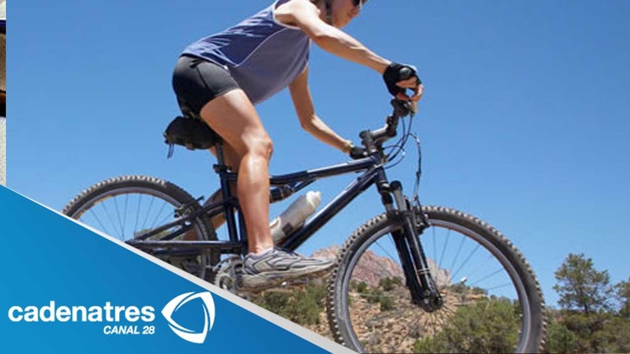 Aprender a andar en bicicleta a los 50 - Educabilia