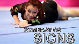 Gymnastics || Signs