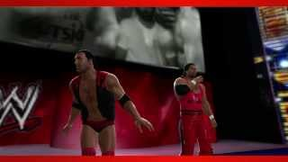 Scott Hall (Outsiders) WWE 2K14 Entrance And Finisher