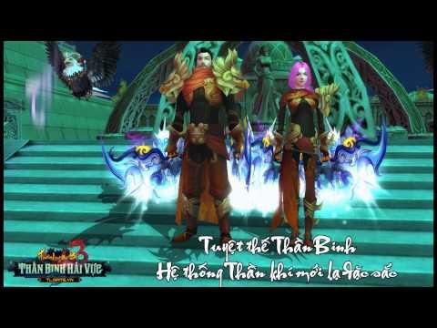 [TLBB3] Tuyệt Thế Thần Binh - Phiên bản Thần Binh Hải Vực