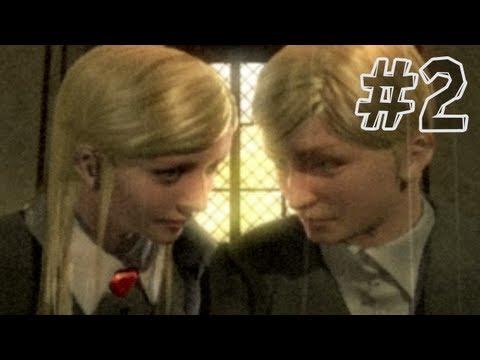 Resident Evil Code: Veronica X - Walkthrough Part 2 - Ashford Mansion